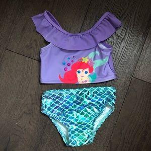 Disney Ariel Bikini 9-12M